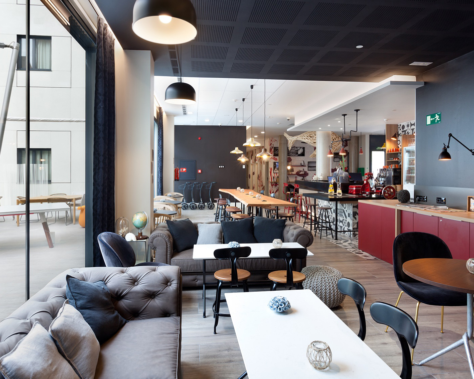 Minimalism In The Approach To Interior Design In The Horeca Industry Quadrature Group